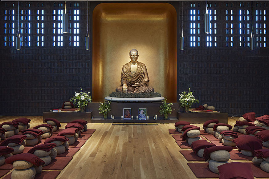 vajrasana-shrine-room